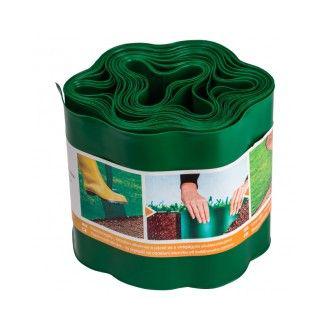 Zahrada - Trávníkový lem plastový 100mm/9m zelený
