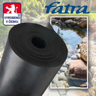 Jezírková fólie 1,5mm - Jezírková fólie Fatra 1,5mm