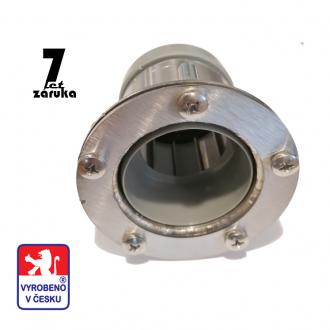 Prostupy-příruby - Příruba nerez/HT 75mm