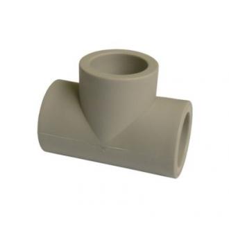 Instalaterský materiál - PPR  T-kus 25x25x25 FFF PN20
