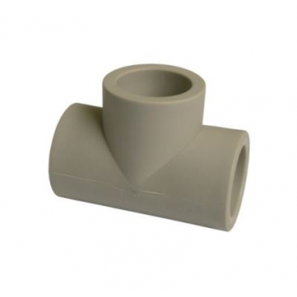 Instalaterský materiál - PPR  T-kus 32x32x32 FFF PN20