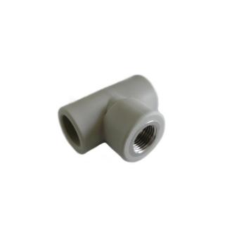 Instalaterský materiál - PPR  T-kus 25x1/2x25 ZD PN20